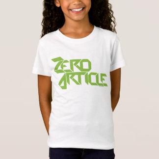 Zero Article T-Shirt