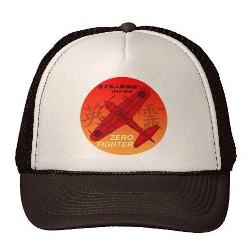 zero eirei trucker hats