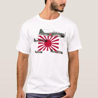 Zero Fighter  T Shirt