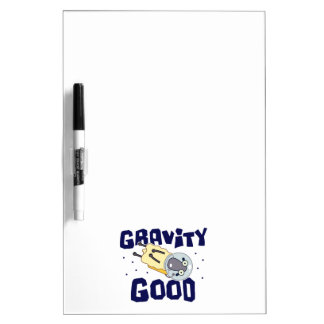 Zero Gravity Sheep Dry Erase Board