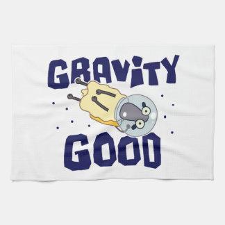 Zero Gravity Sheep Tea Towel