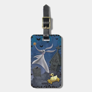 Zero | Haunting the Cemetery Luggage Tag