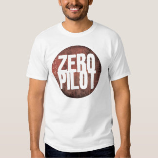 Zero Pilot - logo Tshirt