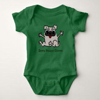 Zero Poops Given Baby Bodysuit