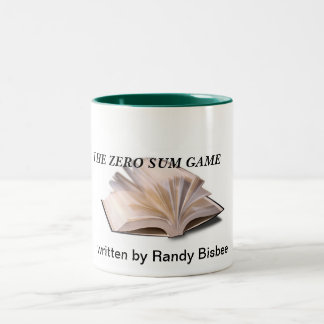 Zero Sum Game coffee mug