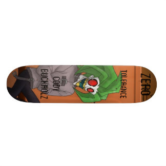 Zero Tolerance Crazy Jester Skateboard Deck