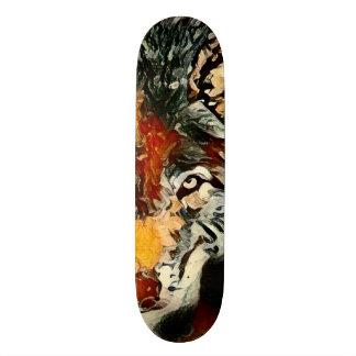 Zero Urban Wolf Element Custom Pro Park Board 20.6 Cm Skateboard Deck