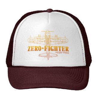 ZEROFIGHTER4 TRUCKER HAT