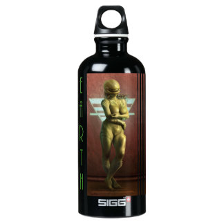 Zeron: Earth SIGG Traveller 0.6L Water Bottle