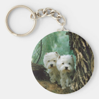 Zest and Donna(Mother and Daughter Take 2) Key Ring
