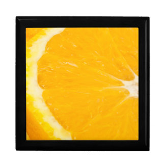 Zesty orange. gift box