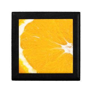 Zesty orange. gift box
