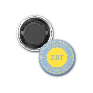 Zeta Beta Tau | Badge Magnet