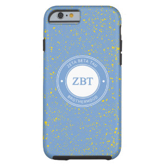 Zeta Beta Tau   Badge Tough iPhone 6 Case