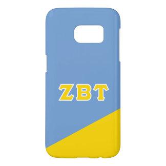 Zeta Beta Tau | Greek Letters