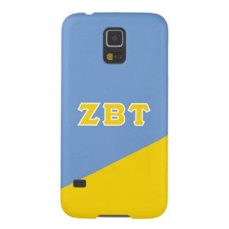 Zeta Beta Tau | Greek Letters Galaxy S5 Case
