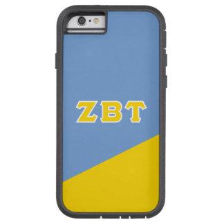 Zeta Beta Tau | Greek Letters Tough Xtreme iPhone 6 Case