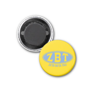 Zeta Beta Tau | Vintage Magnet