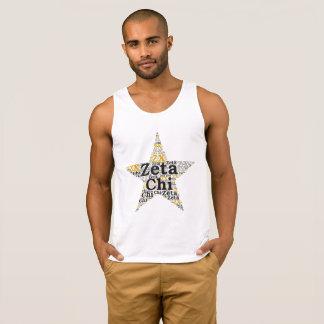 Zeta Chi Star Tank