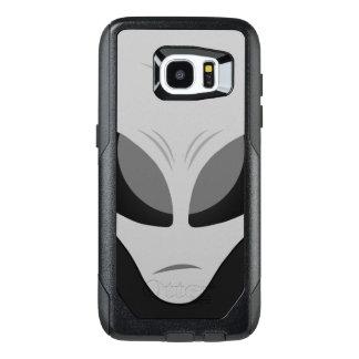Zeta Reticulan Alien Grey OtterBox Samsung Galaxy S7 Edge Case