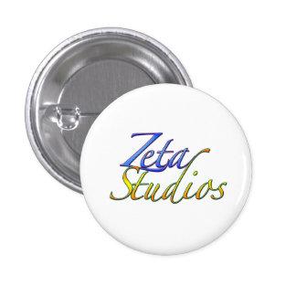 Zeta Studios 1¼ Inch Button