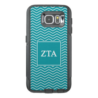 Zeta Tau Alpha | Chevron Pattern