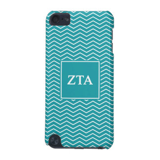 Zeta Tau Alpha | Chevron Pattern iPod Touch (5th Generation) Cases