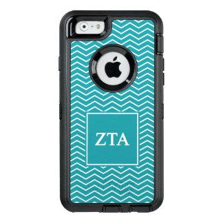 Zeta Tau Alpha | Chevron Pattern OtterBox iPhone 6/6s Case