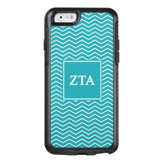 Zeta Tau Alpha   Chevron Pattern OtterBox iPhone 6/6s Case