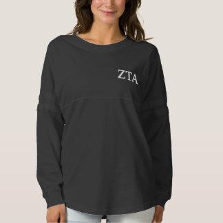Zeta Tau Alpha Lil Big Logo Spirit Jersey