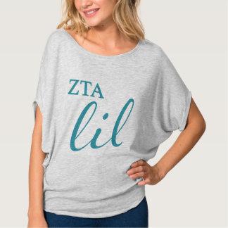 Zeta Tau Alpha Lil Script T-Shirt