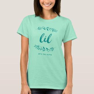 Zeta Tau Alpha Lil Wreath T-Shirt