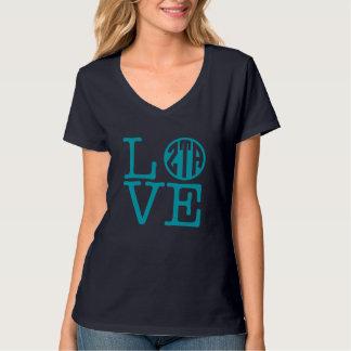 Zeta Tau Alpha Love T-Shirt