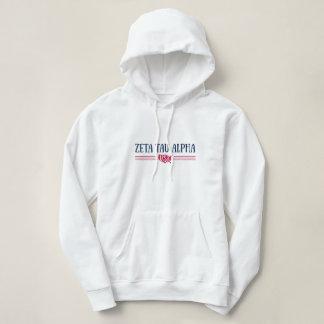 Zeta Tau Alpha USA Hoodie
