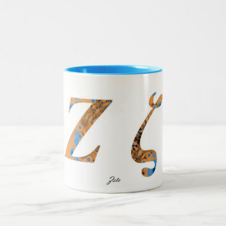 ZETA Two-Tone MUG