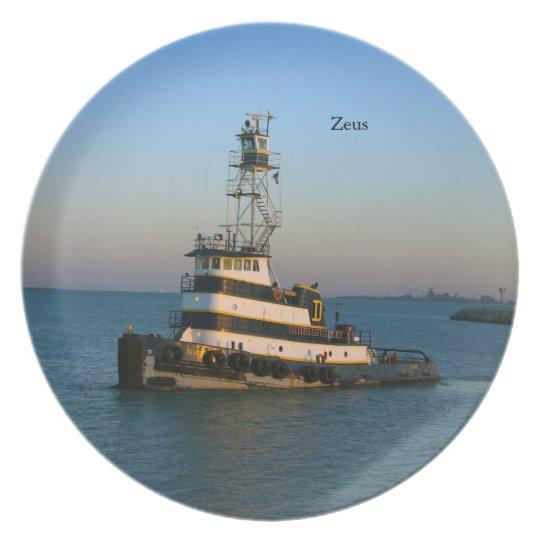 Zeus plate