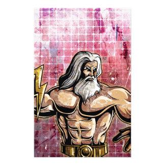 Zeus Stationery