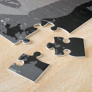 Zhang Mi (Mimi) original pop art portrait Jigsaw Puzzle