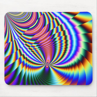 zhang rainbow mouse pad
