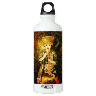 Zhangbo Hmong Culture Girl is Piping chinese lady SIGG Traveller 0.6L Water Bottle