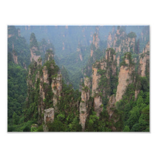 Zhangjiajie National Forest Park Photo Paper