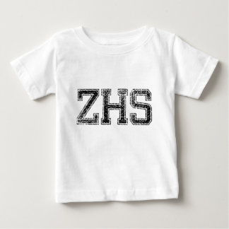 ZHS High School - Vintage, Distressed Tee Shirts