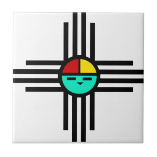 Zia Sun God Tile
