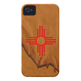 Zia Sun Symbol iPhone 4 Case