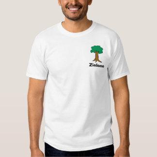 Zielonym do gory tshirts