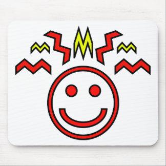 Zig Face Mousemats