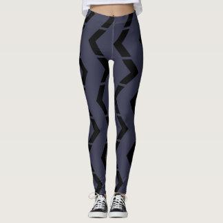 Zig Zag pattern Leggings