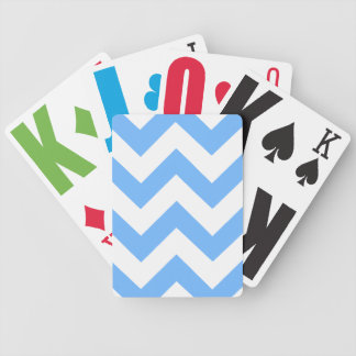 Zig Zag Playing Cards