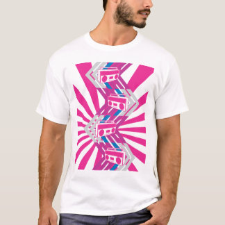 Zig Zag Stereo T-Shirt