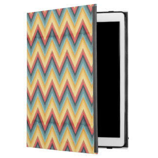 "Zig Zag Striped Background 2 iPad Pro 12.9"" Case"